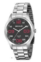 Relógio Seculus Masculino 28857g0svna1 -