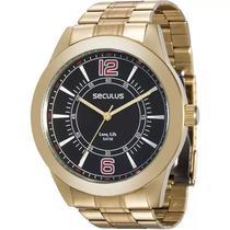 Relógio Seculus Masculino 28864GPSVDA3 -