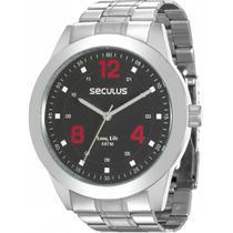 Relógio Seculus Masculino 28886g0svna1 -