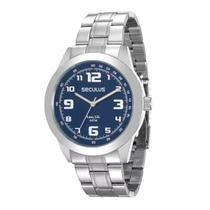 Relógio Seculus Masculino - 28887g0svna1 -