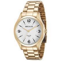 Relógio Seculus Masculino 28891GPSVDA2 -