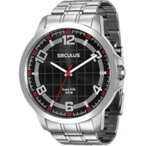 Relógio Seculus Masculino 28896G0SVNA1 -