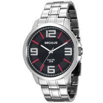Relógio Seculus Masculino 28897G0SVNA1 -