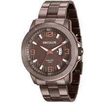 Relógio Seculus Masculino 28912GPSVMA1 -