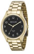 Relógio Seculus Masculino 28920GPSVDA2 -