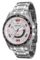 Relógio Seculus Masculino 60652GOSVNA1 -