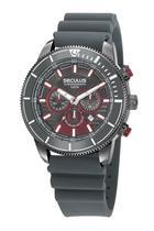 Relógio Séculus Masculino Analógico 23665GPSVSI1 -