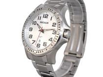 Relógio Seculus Masculino em Aço Casual Prata 20787G0SVNA1 -
