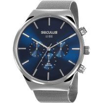 Relógio Seculus Masculino Line 35026G0SVNA1 -