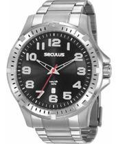 Relógio Seculus Masculino Long Life 20787G0SVNA2 -