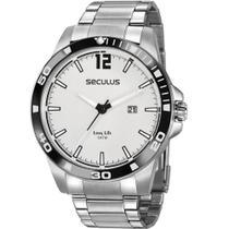 Relógio Seculus Masculino Long Life 20790G0SVNA2 -