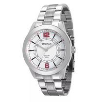 Relógio Seculus Masculino Long Life 28864G0SVNA2 -