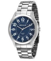 Relógio Seculus Masculino Long Life 28866G0SVNA1 -