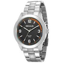 Relógio Seculus Masculino Long Life 28885G0SVNA2 -
