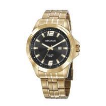 Relógio Seculus Masculino Long Life 28962GPSVDA1 -