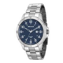 Relógio Seculus Masculino Long Life 28985G0SVNA2 -