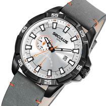 Relógio Seculus Masculino Multifunção 20829GPSVPC2 -