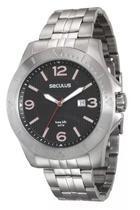 Relógio Seculus Masculino Prata 20361g0svna1 -