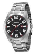 Relógio seculus masculino prata 20497g0svna2 -