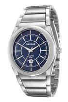 Relógio seculus masculino prata 23537g0svna2 -