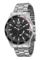 Relógio seculus masculino prata 28804g0svna1 -