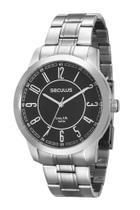 Relógio Seculus Masculino Prata 28826g0svna1 -