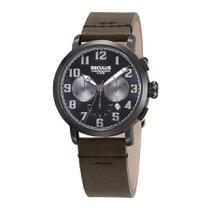 Relógio Seculus Masculino Ref: 13029gpsvsc3 Cronógrafo Black -