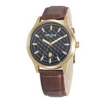 Relógio Seculus Masculino Ref: 20593gpsvdc2 Casual Dourado -