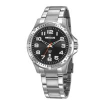 Relógio Seculus Masculino Ref: 20787g0svna2 Esportivo Prateado -