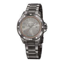 Relógio Seculus Masculino Ref: 20853gpsvsa3 Esportivo Grafite -