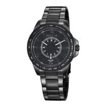 Relógio Seculus Masculino Ref: 20898gpsvpa1 Esportivo Black -