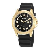 Relógio Seculus Masculino Ref: 20933gpsvdu2 Esportivo Dourado -