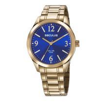 Relógio Seculus Masculino Ref: 23656gpsvda2 -