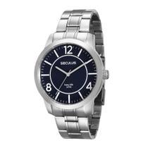 Relógio Seculus Masculino Ref: 28825g0svna1 Casual Prateado -
