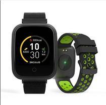 Relógio Seculus Smartwacth Troca Pulseira 79006mpsvpe2 Preto -