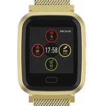 Relógio Seculus Smartwatch 79006MPSVDE1 Feminino Dourado -