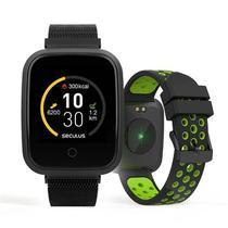 Relógio Seculus Smartwatch Troca Pulseira 79006MPSVPE2 -