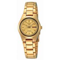 Relógio Seiko 5 Feminino Automático SYMC18B1 C1KX -