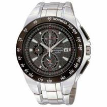 Relógio seiko analógico masculino - 7t62bf/1 -