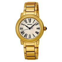 Relógio Seiko Feminino Ref: Srz450b1 B3kx -