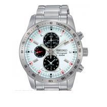 Relógio seiko masculino cronógrafo 7t62bg/1 -