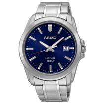Relógio Seiko Masculino Visor Azul - SGEH47B1 D1SX -