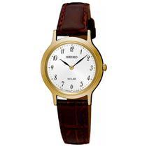 Relógio SEIKO Solar Feminino SUP370B1 B2NX -