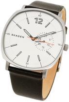 Relógio Skagen Couro - SKW6256/0BI -