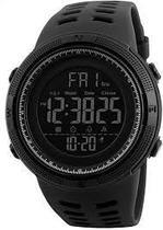 Relógio Skmei 1251 Digital Masculino Esportivo Prova D'água  cor: Preto - KAK