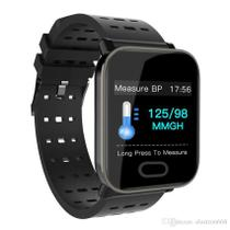 Relógio Smart Bracelet Monitor Cardíaco Pressão Arterial Bluetooth 4.0 Android/ IOS - Swatch