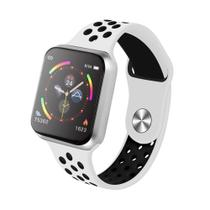 Relógio Smart Watch F8 Fitness Sport Preto e Branco - Oem