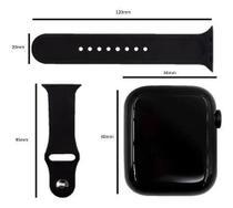 Relogio Smart watch Inteligente W26 +Pulseira Metal- Rose 40mm - IWO