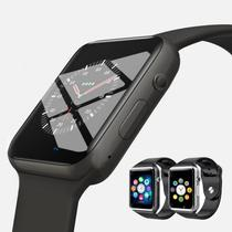 Relógio Smartwatch A1 Touch Bluetooth Gear Chip Novo  Preto - Ke