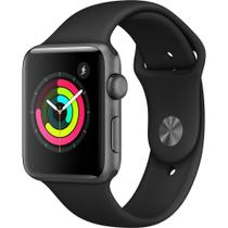 Relogio smartwatch applewatch serie 3 42mm - Iphone
